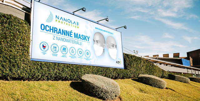 Nanolabprotection masky